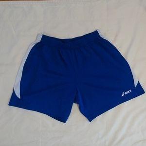 Asics men's running shorts